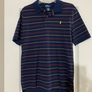 Polo by Ralph Lauren striped shirt size large NWOT